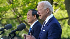 'This has to end': Biden urges Senate to bring gun control bill to floor 'now' in wake of FedEx shooting
