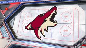 Kiprizov sets rookie goal mark, Wild beat Coyotes 4-1