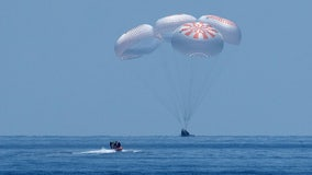 More patrols, fewer boaters for SpaceX splashdown off Florida Saturday