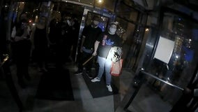 Protesters storm Columbus PD headquarters after Black man shot dead by police at hospital
