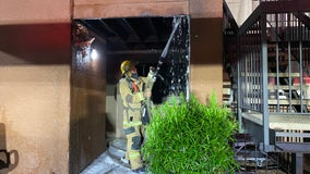FD: Man in extremely critical condition following Maryvale apartment fire