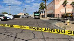 PD: 2 men shot while leaving Phoenix strip club