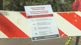 Restrictions in place during Easter weekend at city of Phoenix parks