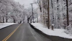 'No joke': April Fools' Day snow blankets parts of Northeast, Midwest amid cold snap