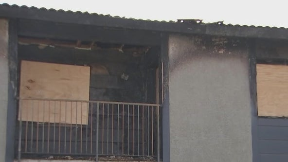 Woman found dead in apartment fire with 10-foot flames in Phoenix; mother speaks out