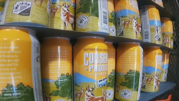 Mother Road Brewing teams up with Arizona Game and Fish for special cause