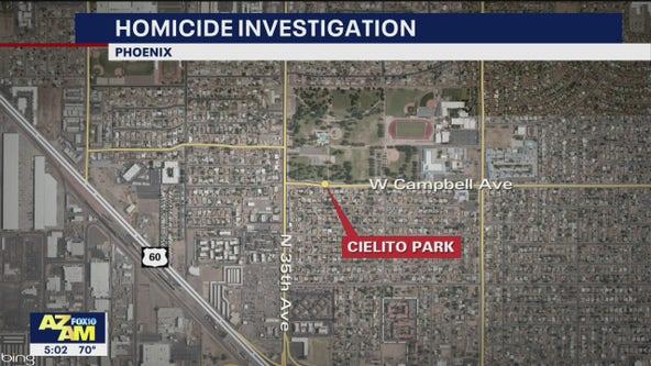 Police investigate homicide after man was found shot at Cielito Park