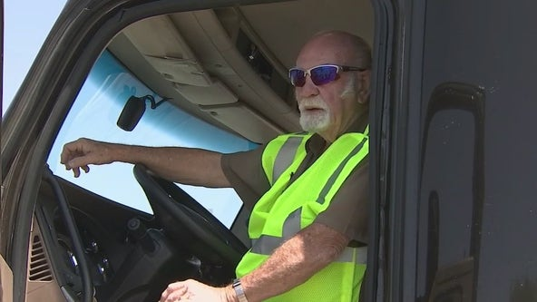 UPS driver nears retirement after 45 years and 4 million miles on the road