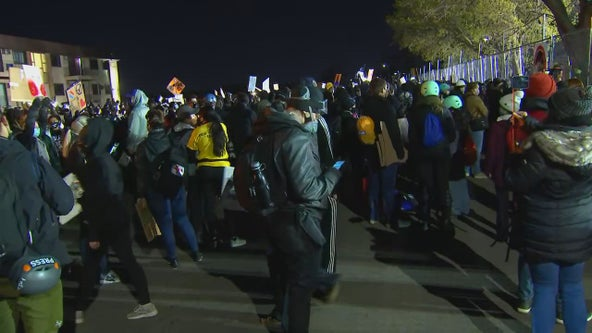 52 booked for probable cause riot after Brooklyn Center, Minnesota protests on Friday