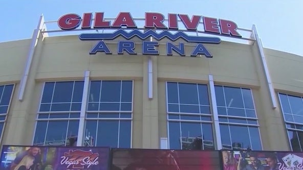 Mass COVID-19 vaccination site at State Farm Stadium to move to Gila River Arena