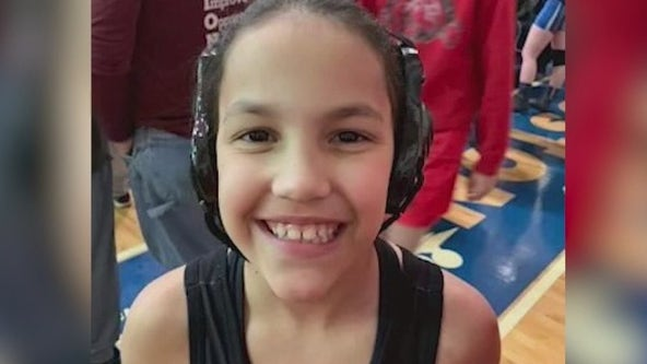 Family mourns the loss of little girl killed in armored vehicle crash