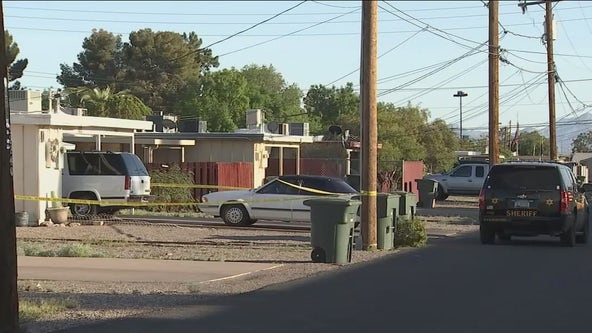 Investigation underway after 2-year-old's death in Youngtown