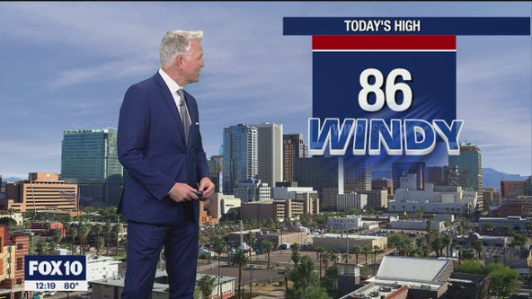 Noon Weather Forecast - 4/14/21