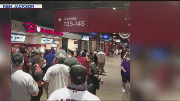 Diamondbacks offer free tickets to fans who went to home opener amid game day issues