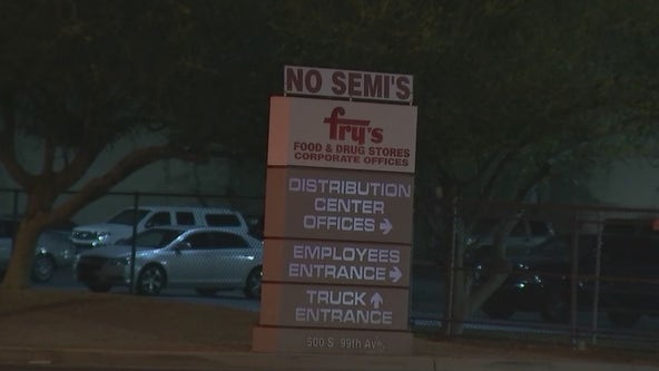 Tolleson PD: Employees involved in shooting at a Fry's warehouse parking lot
