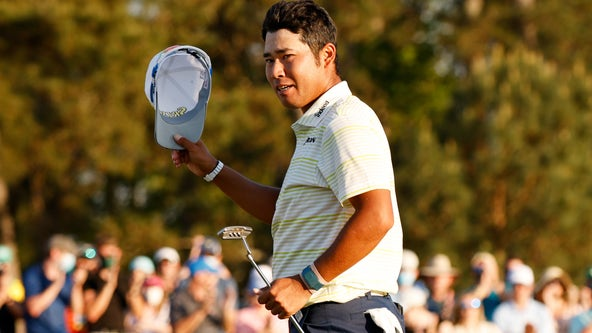Hideki Matsuyama wins Masters, first Japanese golfer to win major championship