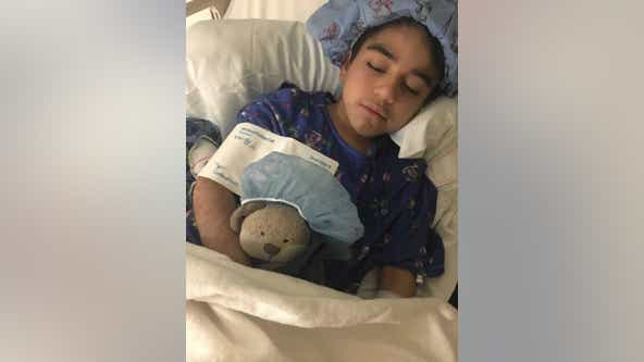 11-year-old waits for kidney transplant amid COVID-19 pandemic