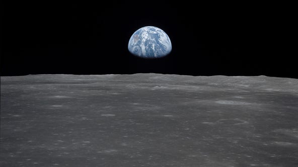 NASA reveals Artemis program will land 1st person of color on the moon