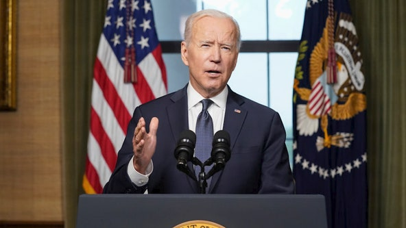 Biden keeps Trump-era cap of 15,000 refugees in place, but signs measure to speed entry