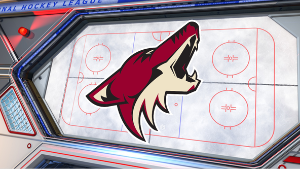 Zuccarello scores twice as Wild top Coyotes 5-2