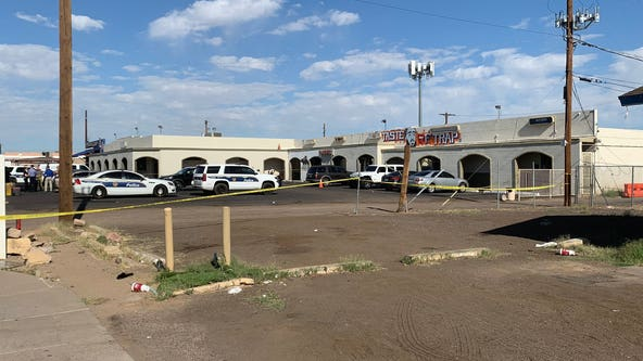 Suspect sought after man shot, killed in South Phoenix