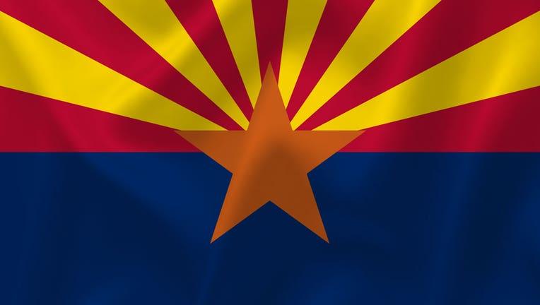 State flag of Arizona (file)