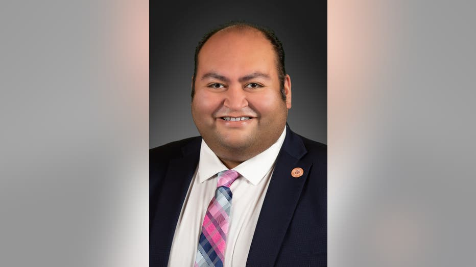 Rep Daniel Hernandez