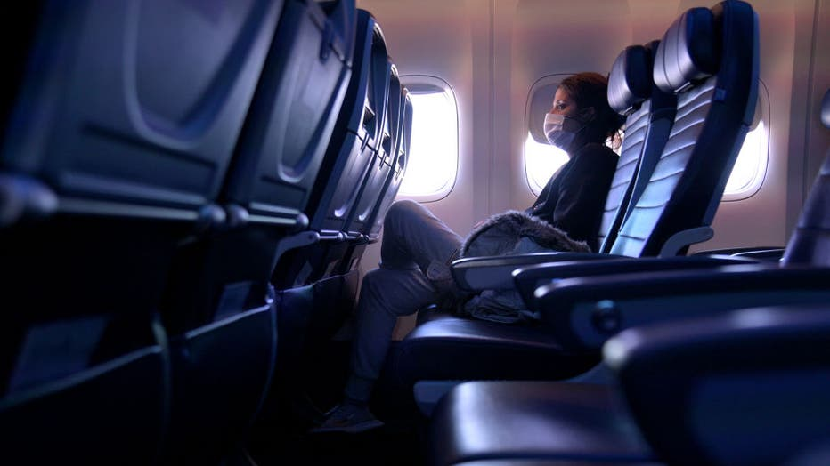 b2715e03-Coronavirus Pandemic Continues To Drag Down Air Travel Industry