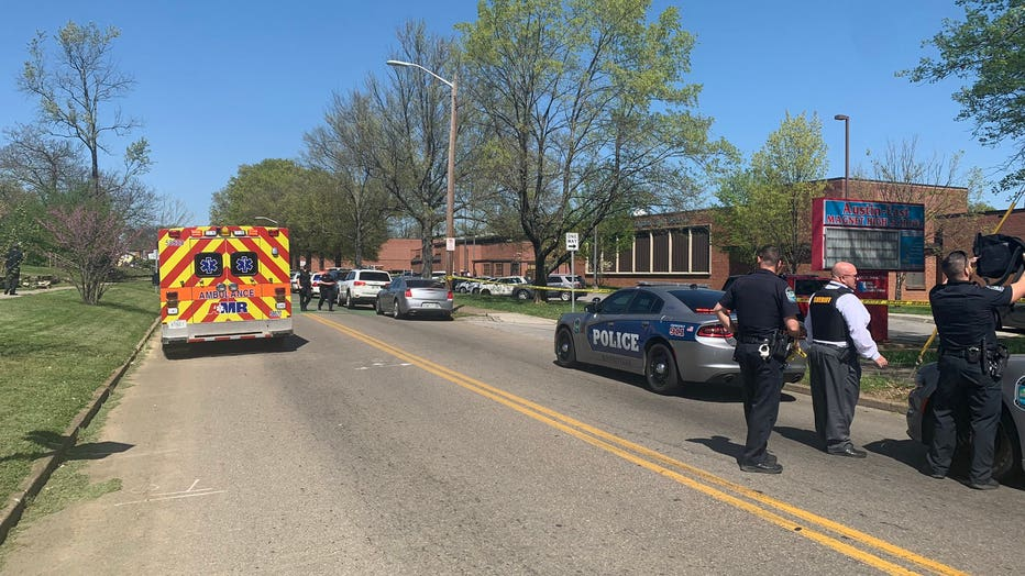 Knoxville HS shooting