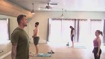 Valley yoga studio raises awareness for brain tumor research
