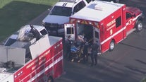 Phoenix fire crews respond to hazmat situation near 40th Street and Camelback