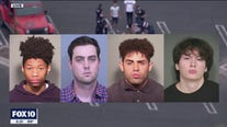 Police: 4 people arrested in connection with Chandler Fashion Center stabbing