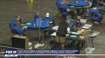 DOJ outlines concerns over Maricopa County election audit