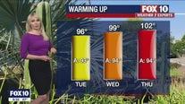 Evening Weather Forecast - 5/10/21