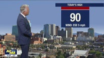 Morning Weather Forecast - 5/17/21