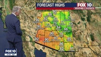 Noon Weather Forecast - 5/17/21