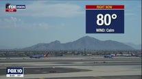 Pilot makes emergency landing on Loop 202 in Mesa
