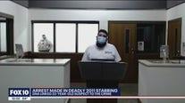 Arrest made in deadly 2011 Phoenix stabbing