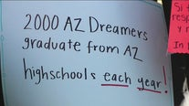 Arizona lawmakers approve bill to ask voters to grant in-state tuition to Dreamers