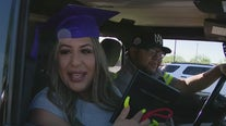 Estrella Mountain Community College holds 'Car-mence-ment' graduation ceremony
