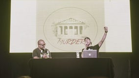 Arizona comedians create true crime podcast that's all things murder, with a twist