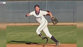 Overcoming all odds: PVCC softball player returns to play after amputation