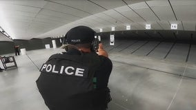 Exclusive look inside the new Public Safety Training facility in Gilbert