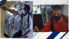 Phoenix PD: Two men wanted for reportedly using stun gun, pepper spray during pawn shop robbery