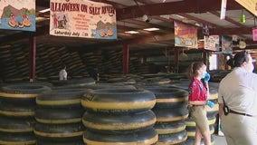 It's back! Salt River Tubing opens for summer 2021 season