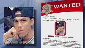 MCSO searching for suspect wanted for killing man in Buckeye