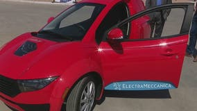 Electric car company ElectraMeccanica chooses Mesa to build warehouse, creating hundreds of jobs