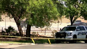 Phoenix PD: Death investigation underway after an infant was found in a bag
