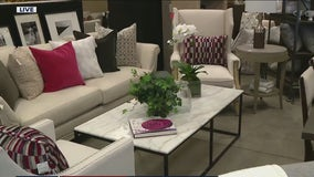 Thrifty Thursday: Model home furniture sold for less at Furniture Affair