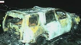 Good Samaritans speak out after rescuing DPS trooper from burning car in deadly US 93 crash